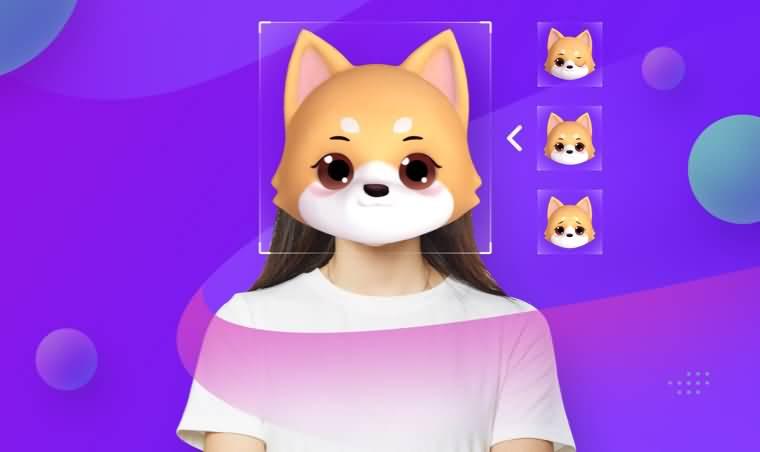人脸表情动捕驱动SDK_三维人脸检测跟踪_面部表情
